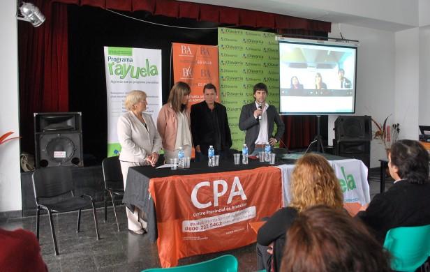 Jornada regional sobre prevención y atención a las adicciones en Olavarría