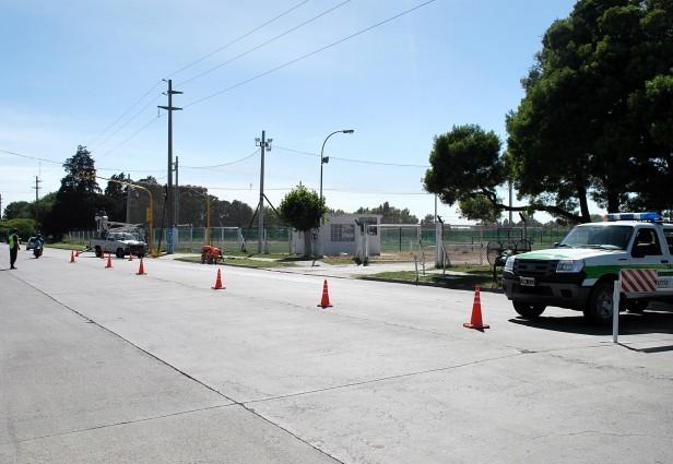 El Gobierno Municipal pone en funcionamiento el semáforo de Pellegrini y Coronel Suárez