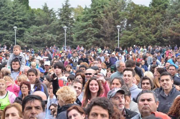 """José Eseverri: """"Está viniendo muchísima gente al Parque"""""""