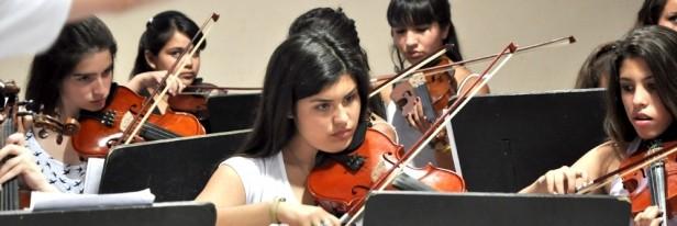 Audiciones de los núcleos de la Orquesta Escuela Municipal