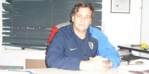 El reconocido Profesor Horacio Anselmi en Olavarría