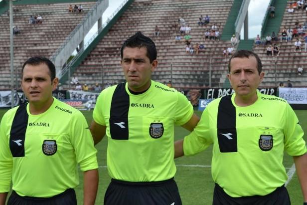 Arbitros, horarios y escenarios de los Argentinos