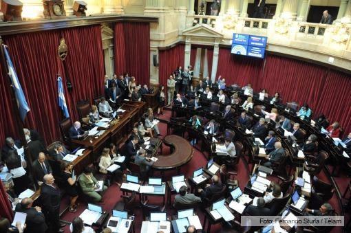 El Senado dio media sanción a la unificación del Código Civil con el Comercial