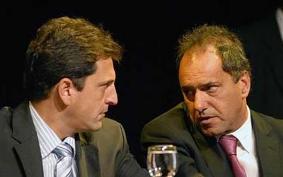 Acordaron Massa y Scioli: la Provincia tendrá presupuesto