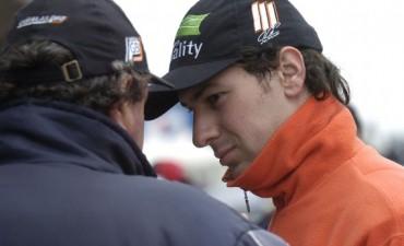 Pezzucchi quedó  tercero en la primera clasificación