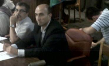 Eduardo Rodríguez destacó el funcionamiento del Concejo Deliberante Estudiantil