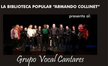 Recital del Grupo Vocal Cantares