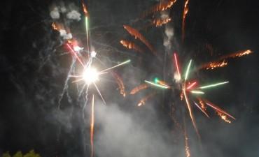 Agapornis hizo bailar a 20 mil personas en el Parque Cerrito