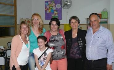 El Intendente Cellillo felicita a los primeros siete Licenciados en Trabajo Social recibidos en General Alvear