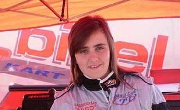 Josefina Vigo fue 7ma en La Plata