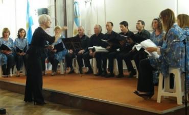 La Madrid: se realizó el Encuentro Coral