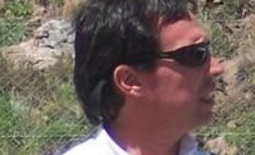 Andrés Perco, periodista de Carburando, visitó la Unidad Nº 37 de Barker