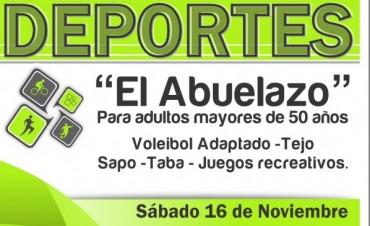 """Encuentro  """"El Abuelazo"""""""
