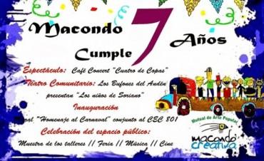 La Mutual de Arte Popular Macondo Creativa celebra sus 7 años