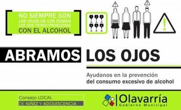 Día Mundial Sin Alcohol: El Gobierno Municipal trabaja para el abordaje de la prevención y atención de las adicciones