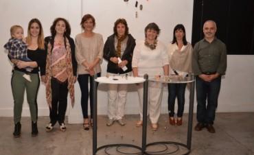 Se inauguró la Muestra de Joyería Contemporánea