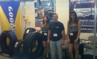 El rubro Neumáticos en la Expo Trans & Log