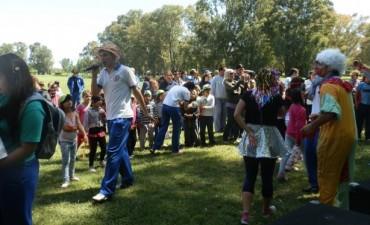 Encuentro Recreativo en el Parque Helios Eseverri
