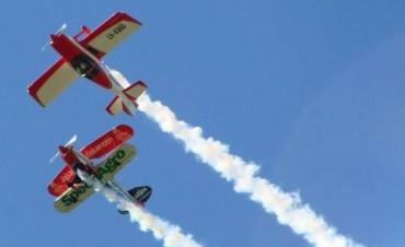 Llega un impactante show aéreo al Aeropuerto Municipal