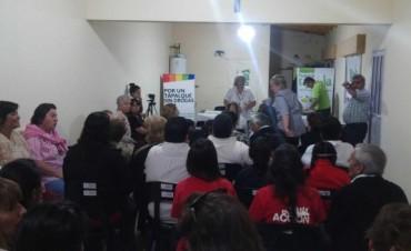 Tapalqué busca replicar el trabajo de prevención y atención de las adicciones que desarrolla el Gobierno Municipal