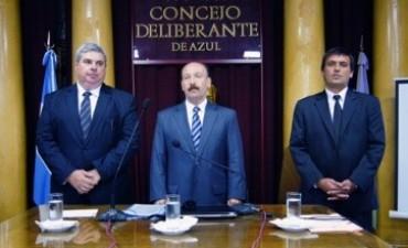 Azul: se reúne el Concejo Deliberante para analizar los nueve cargos planteados contra el intendente