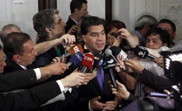 Cambios en el Gabinete de Cristina: Capitanich atenderá a la prensa todos los días