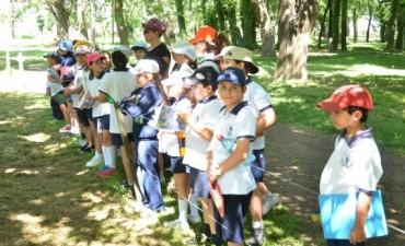 """""""Rayuela"""" culminó el ciclo lectivo 2013  con jardines de infantes y escuelas primarias"""
