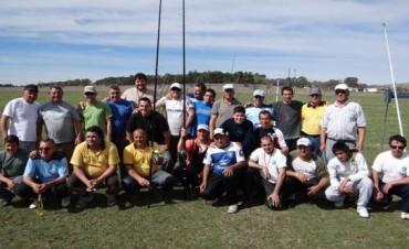 Roberto Frigo campeón en lanzamiento