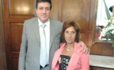 El vicegobernador Mariotto impulsa los Centros Universitarios Regionales