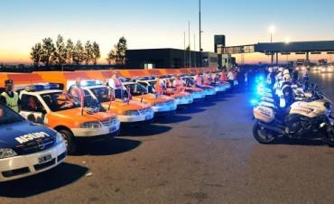 La Provincia ya labró más de 1.200 infracciones en rutas a la costa y proyecta el Operativo Sol para este verano