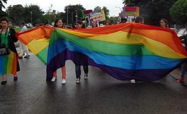 Se realizó la  Marcha del Orgullo
