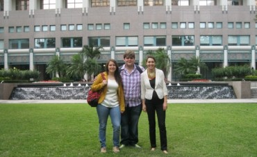 """Alvear: actividades de los ganadores del """" Proyecto Orlando"""""""