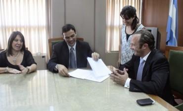 Avanza la modernización en el Honorable Tribunal de Cuentas