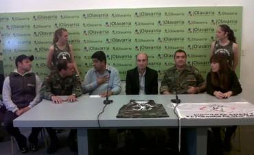 Olavarría tendrá una de las primeras competencias pedestres del país con sede en una base militar