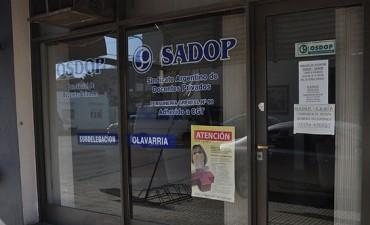 Este viernes se pone en función la Delegación Regional de Sadop en Olavarría