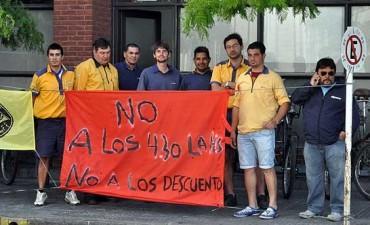 El Correo Argentino parado por medida de fuerza de los afiliados a FOECYT