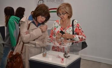 Hasta el domingo puede visitarse la Muestra de Joyería Contemporánea