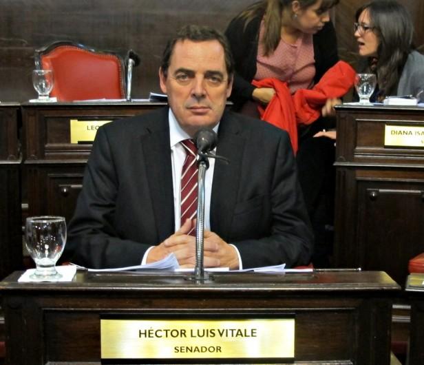 Aprobación para tres proyectos del Senador Vitale
