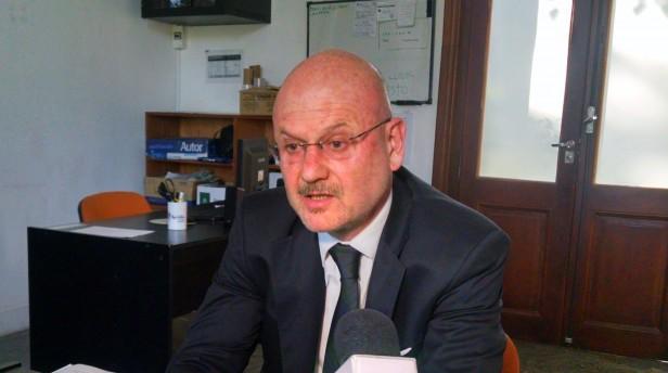 El presidente de la Suprema Corte ofreció una charla en Olavarría