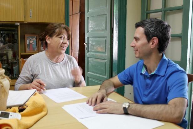 Convenio de asistencia financiera para construcción de una vivienda