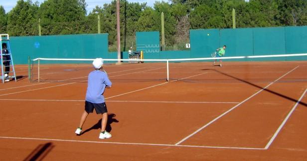 Tenis: El Master y el Final está en plena disputa.