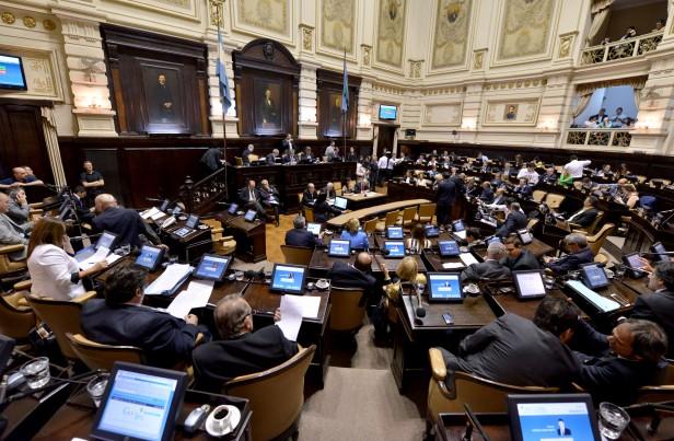 Diputados aprobó presupuesto y ley impositiva para 2015