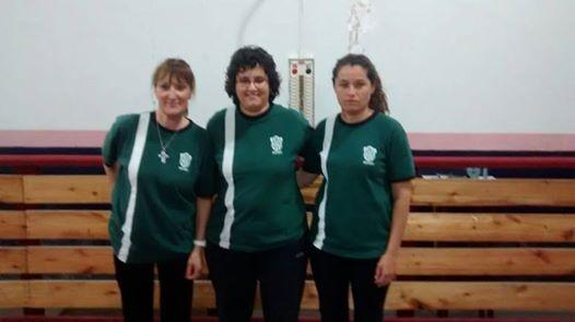 Pueblo Nuevo es el Campeón del Oficial por Parejas Damas