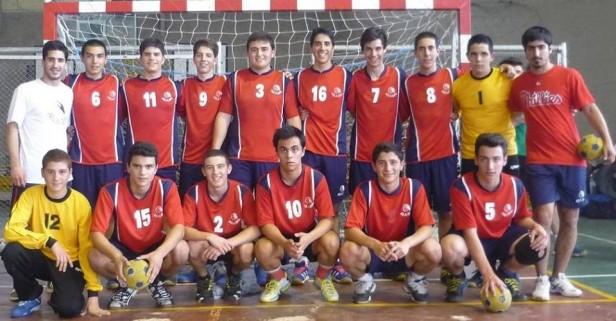 Hanball:Atlántica tercero en Argentino