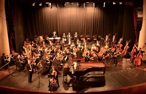 """Otro gran concierto de la Sinfónica Municipal en el ciclo """"Clásica y Solidaria"""""""