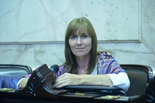 La diputada Schwindt iniciará acciones judiciales para evitar el descuento por Ganancias