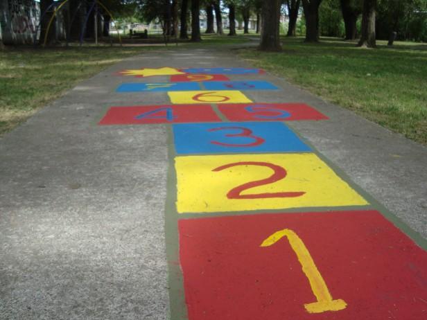 Un renovado lugar de encuentro: La Plaza La Tecla de Sierra Chica ofrece un espacio de promoción de la salud
