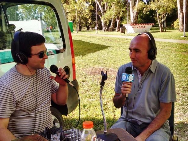 Rodríguez: 'Es una Fiesta que cuida la propia gente'