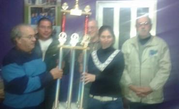 Bochas: Campeón Pueblo Nuevo