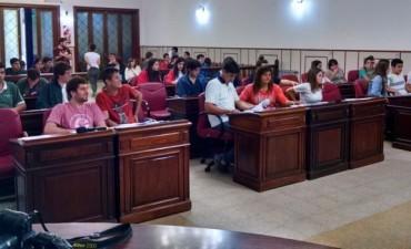 Finalizó las actividades de este año, el Concejo Deliberante Estudiantil